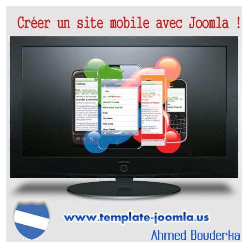 comment cr er un site mobile avec joomla. Black Bedroom Furniture Sets. Home Design Ideas